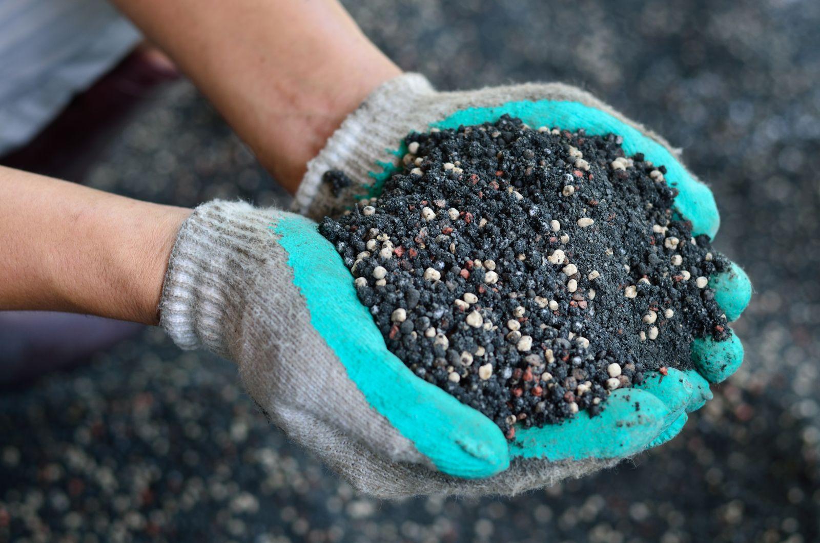 Учёные разработали более экологичный способ производства удобрений