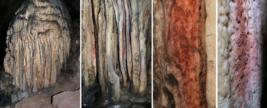 Исследование подтверждает, что противоречивое наскальное искусство действительно было написано неандертальцами