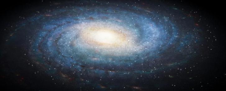 Астрономы обнаружили огромную новую структуру в Млечном Пути