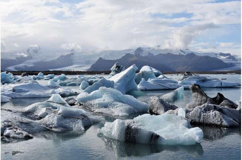 Древний керн морского льда проливает свет на современные изменения климата