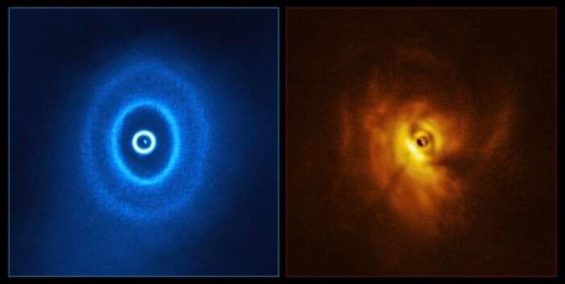 Астрономы обнаружили первую планету, вращающуюся вокруг трех звезд